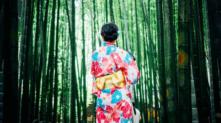 acheter kimono au Japon