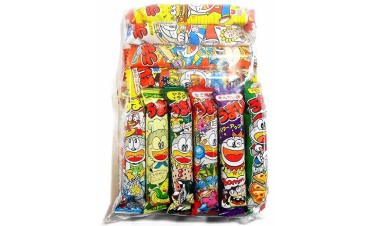 Assortiment de bonbons Umaibo