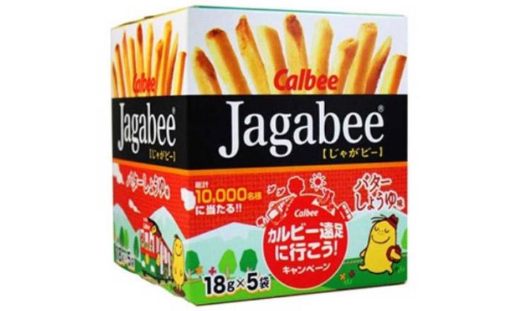 Bâtonnets de pommes de terre Jagabee