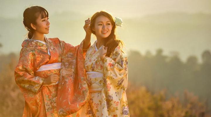 differences kimono yukata