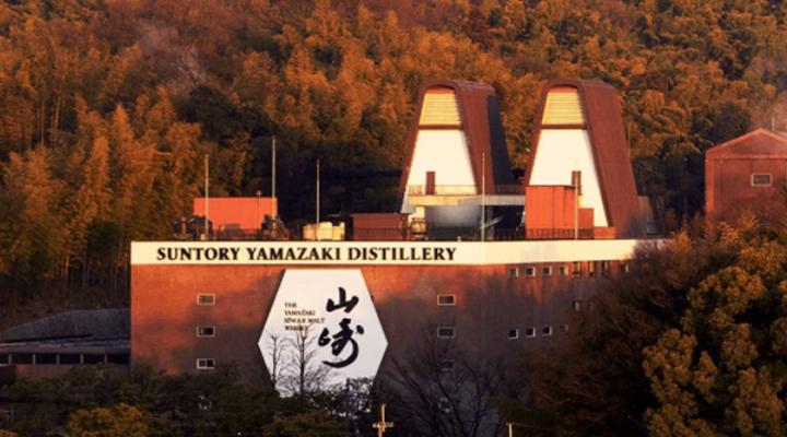 distillerie suntory au japon
