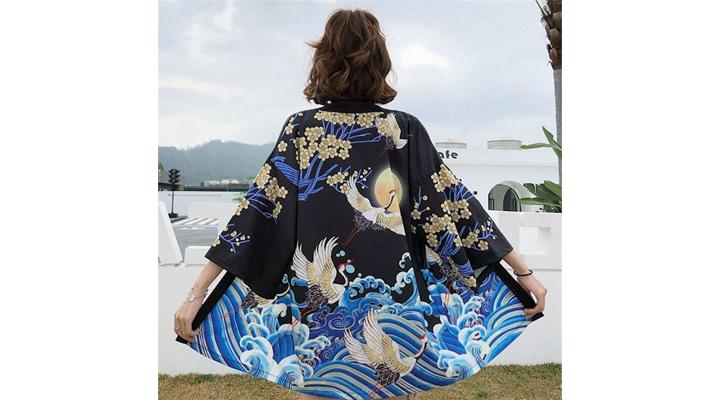 Veste Kimono Femme Shizenkai